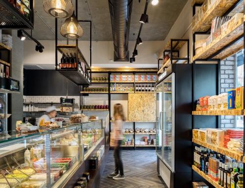 Καταστήματα Λιανικής Διάθεσης Τροφίμων και Ποτών